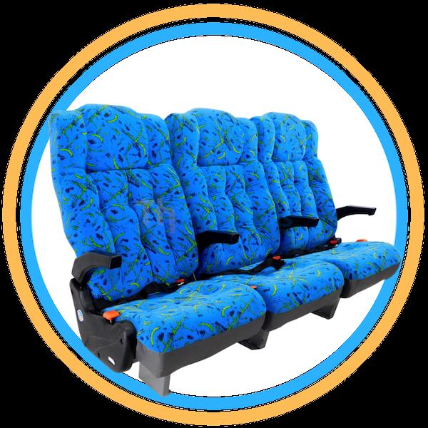 TH Equipamiento - Asiento para Motorhome - Minibus